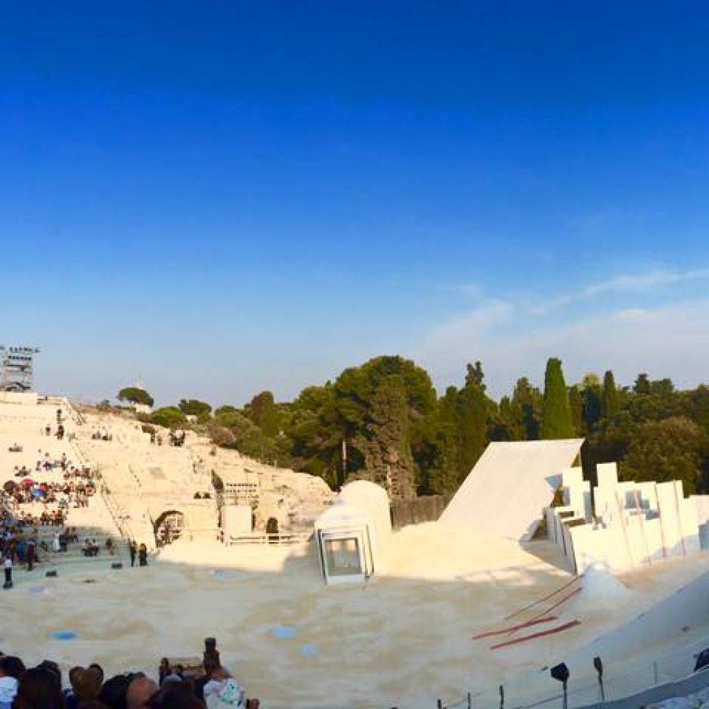 Foto del Teatro Greco Ph  Graziella Ripa