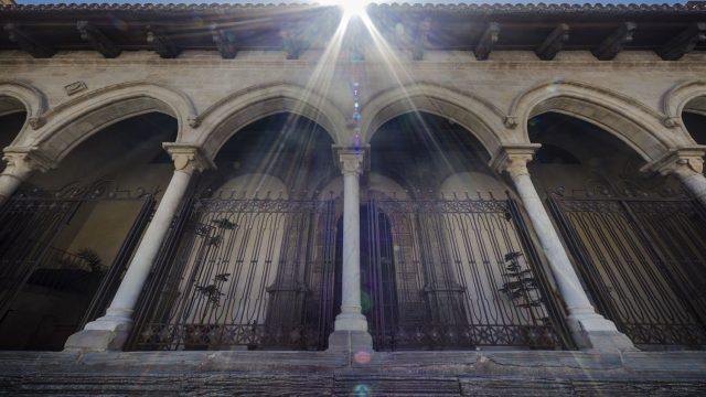 Portico Cattedrale Nicosia